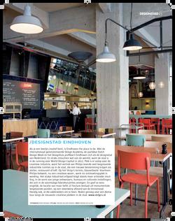 Jaarlijks verslag Dutch Design Week.