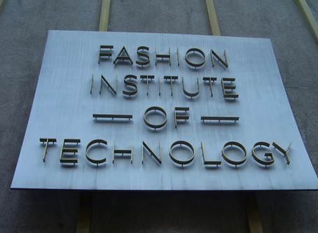 Lecture at Fashion Institute of Technology