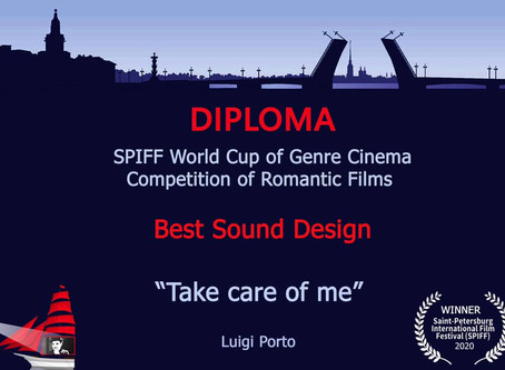 Three new awards for sound and music