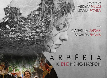 ARBËRIA in theaters now