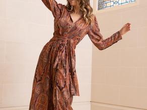 Une robe tendance et 100% responsable PARISIENNE ET ALORS
