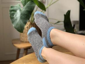 Des chaussettes recyclées en France CHAUSSETTES ORPHELINES