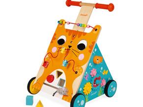Un jouet en bois JANOD