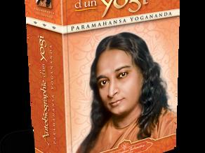 """Le livre """"Autobiographie d'un yogi"""""""