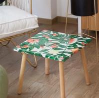 Une table upcyclée personnalisable TIZU