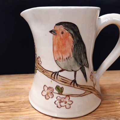 Un mug fait main et 100% personnalisé par MISS TERRE