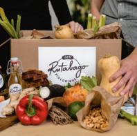 """Un panier bio """"prêt-à-cuisiner"""" de RUTABAGO"""