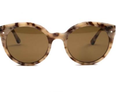 Des lunettes tendances en coquillages FRIENDLY FRENCHY