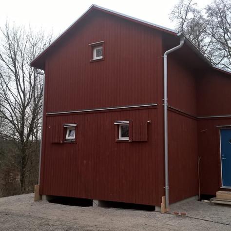 Vilshult Sikas Scheunenhaus PAUL Hausbau GmbH