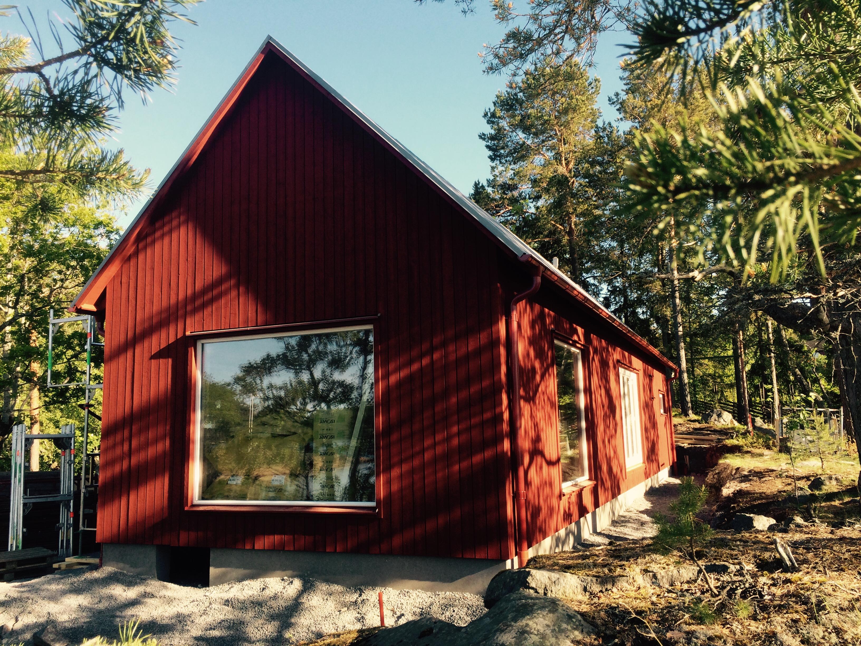 PAUL Hausbau, Arvesund, Schweden