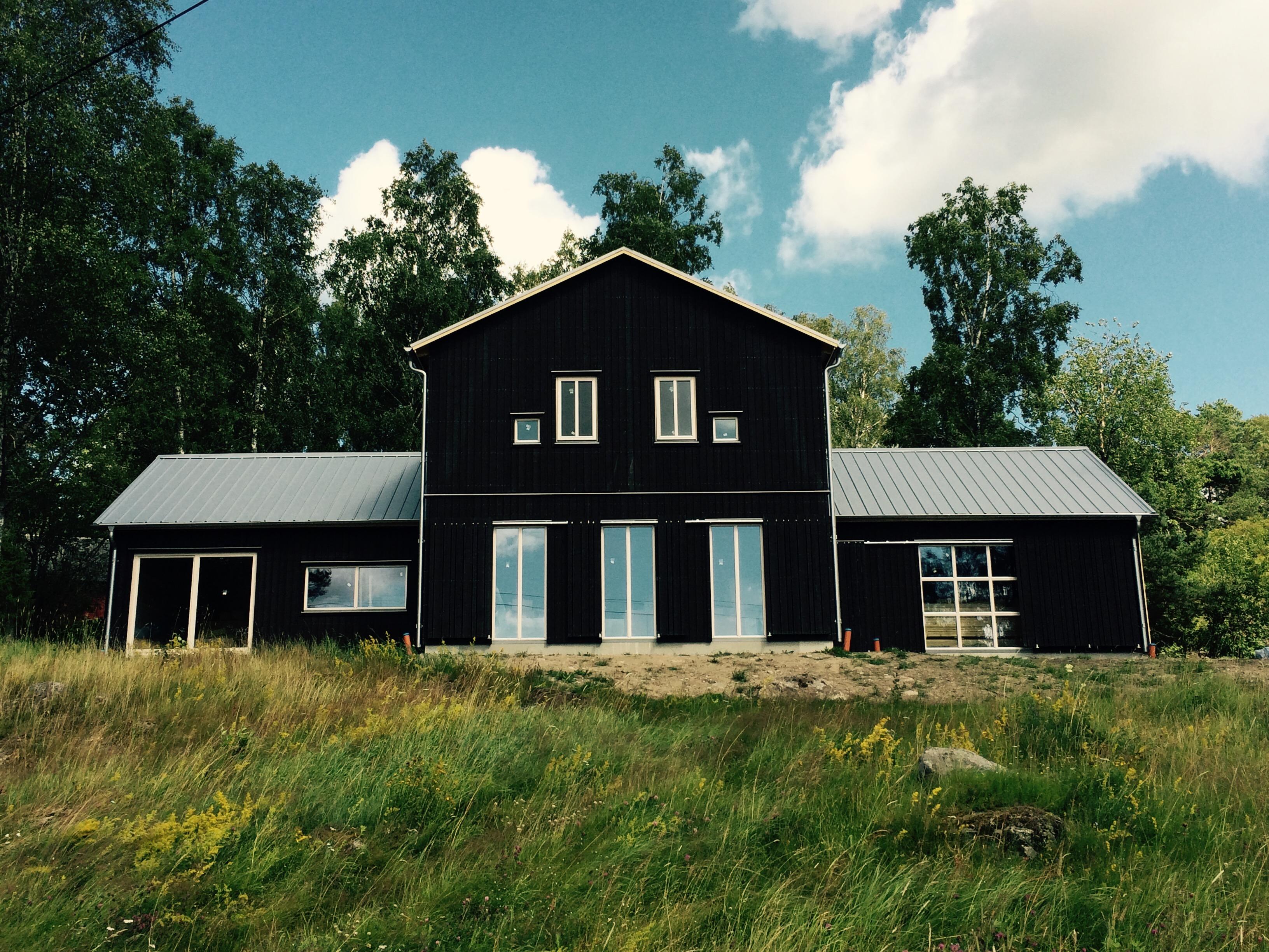 PAUL Hausbau, Scheunenhaus