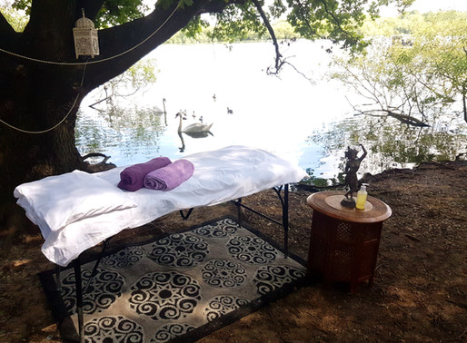 MEDITATION AND MASSAGE ARE BACK AT THE HUB!!