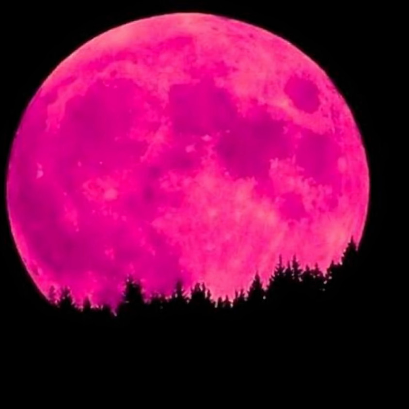Super Full moon meditation