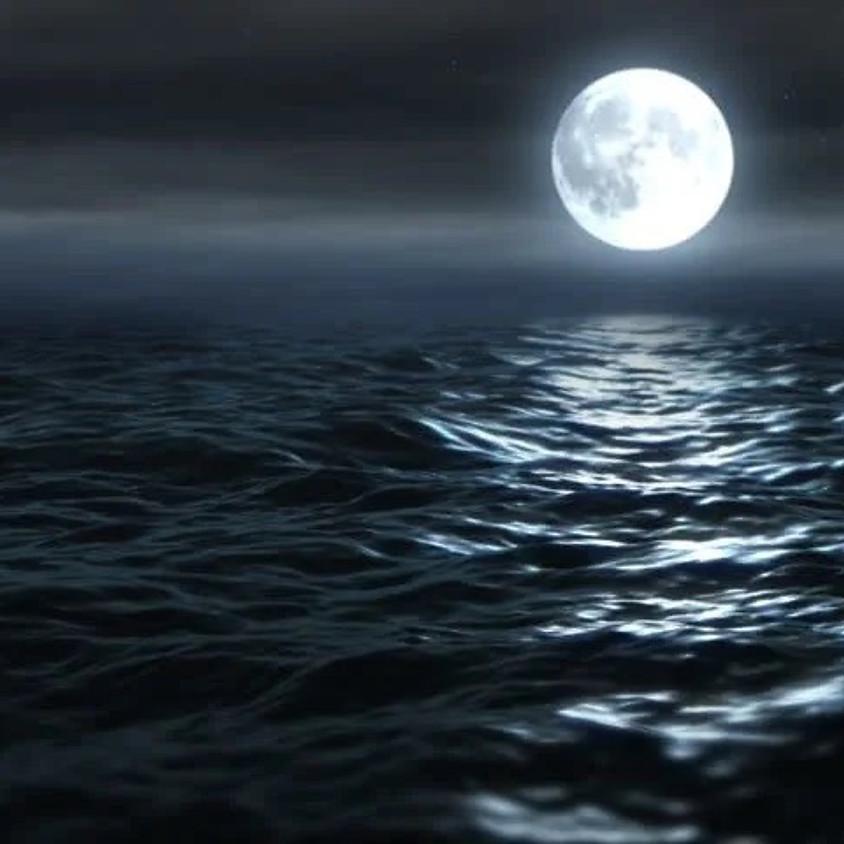 Full Moon Meditation and healing