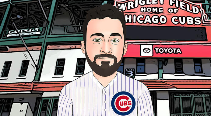 Chicago Cubs Single