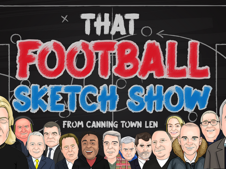 Coming Soon – That Football Sketch Show