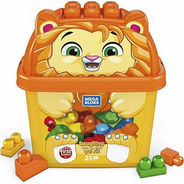 Fisher-Price Mega Bloks: Laughing Lion Opaque (GPG20)
