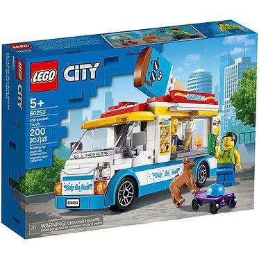 LEGO® City Great Vehicles: Ice-Cream Truck