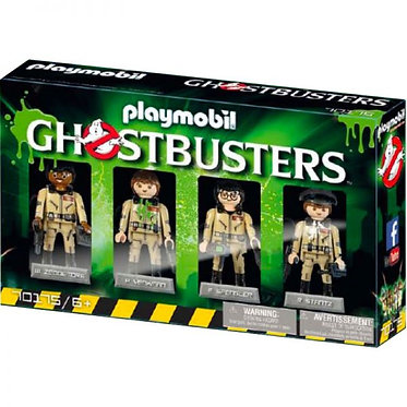 Playmobil® Ghostbusters- Ghostbusters Collector?s Set Ghostbusters (70175)