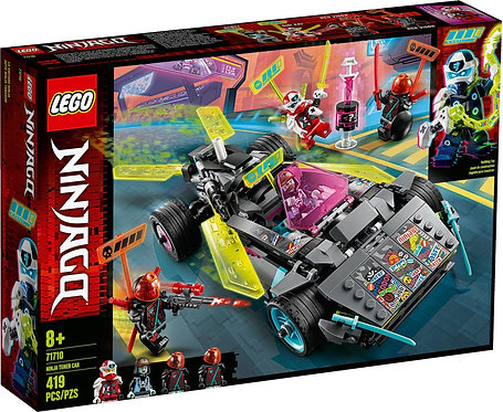 LEGO® NINJAGO®: Ninja Tuner Car (71710)