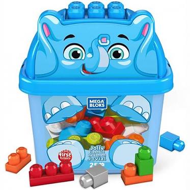 Fisher-Price Mega Bloks: Jolly Elephant Opaque (GPG21)