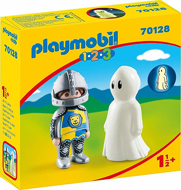 Playmobil®  1.2.3 - Knight With Ghost (70128)