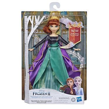 Hasbro Disney: Frozen II - Musical Adventure Anna (E8881)