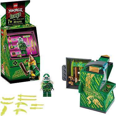 LEGO® NINJAGO®: Lloyd Avatar - Arcade Pod