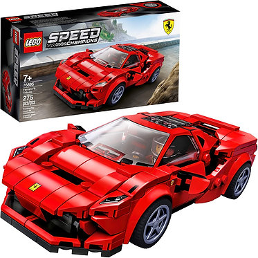 LEGO® Speed Champions: Ferrari F8 Tributo