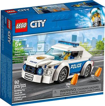 LEGO® Police Patrol Car 60239