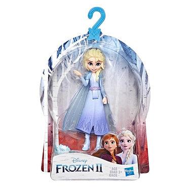 Hasbro Disney: Frozen II - Elsa Small Doll With Removable Cape (15cm) (E6305)