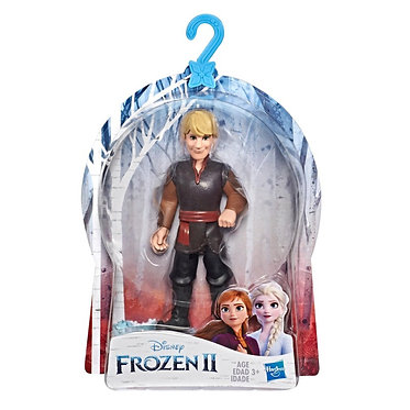 Frozen II Kristoff Small Doll With Brown Outfit