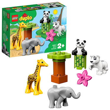LEGO® DUPLO®Town: Baby Animals