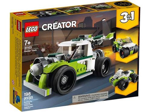 LEGO® Creator: Rocket Truck (31103)