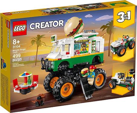 LEGO® Creator: Monster Burger Truck (31104)
