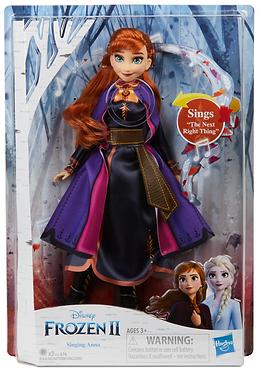 Frozen II - Singing Anna