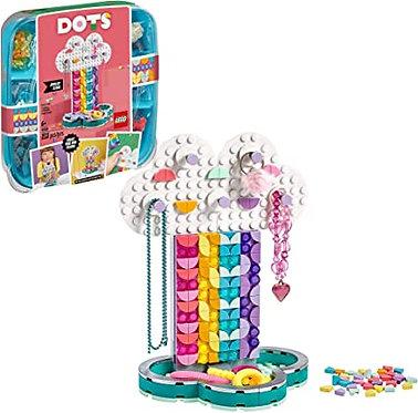 LEGO® DOTS: Rainbow Jewelry Stand (41905)