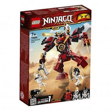LEGO® NINJAGO®: The Samurai Mech (70665)