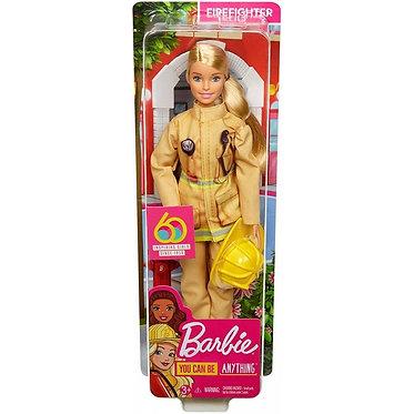 Barbie Πυροσβέστης