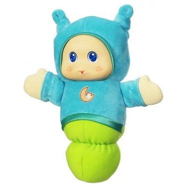 Hasbro Playskool Lullaby Gloworm - Blue (A1203)