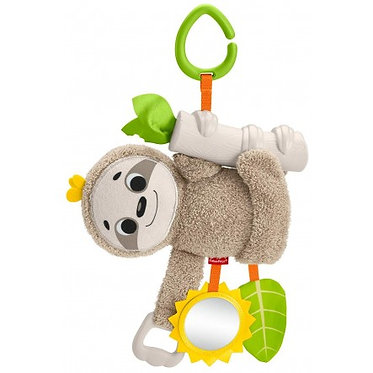 Fisher Price - Stroller Sloth (GHL39)