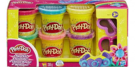 Hasbro Play-Doh Sparkle Compound Collection (A5417)