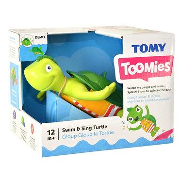 Tomy Toomies - Swim & Sing Turtle (1000-27121)