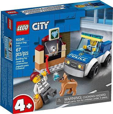 LEGO® City Police: Police Dog Unit (60241)