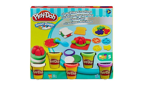Hasbro Play-Doh: Sweet Shoppe - Lunchtime Creations (A7659EU4)