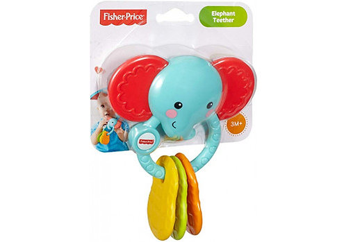 FISHER PRICE - ELEPHANT TEETHER (CGR89)