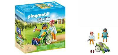 Playmobil® 1.2.3 - Patient In Wheelchair (70193)