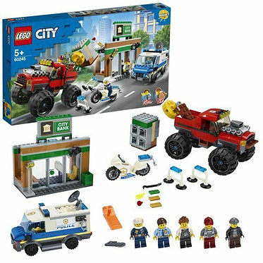LEGO® City Police: Police Monster Truck Heist