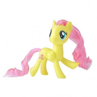 Hasbro My Little Pony Mane - Fluttershy Classic Figure (8cm) (E5008EU40)