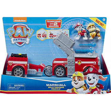 Spin Master Paw Patrol: Split-Second Vehicle - Chase (20122545)